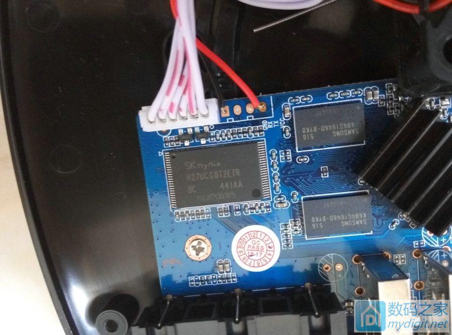 烽火I10-B机顶盒散热改造、刷机及root教程