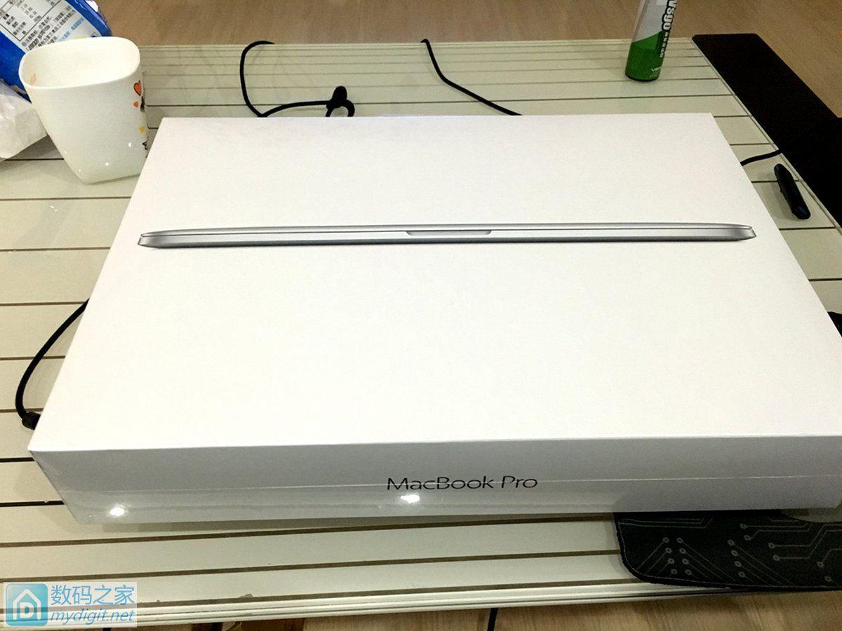 听说苹果快倒闭?入手次顶配MacBook Pro以备收藏顺道给拆了