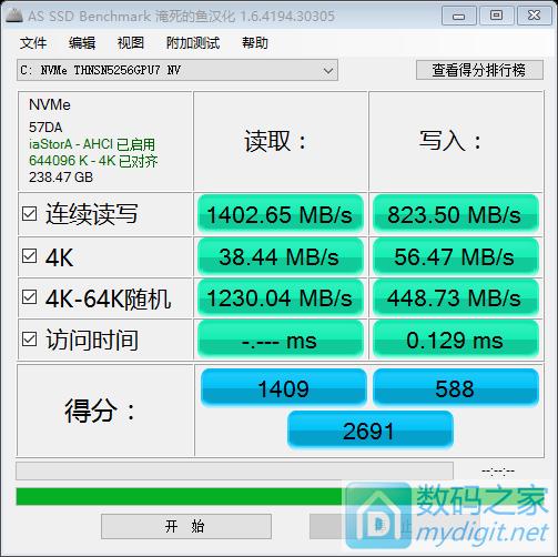 我用过的最快的SSD