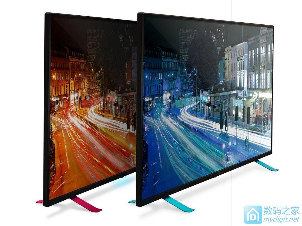"""120Hz面板 日本""""小米""""UPQ推新款实惠走量型50""""4K电视"""