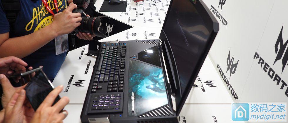 宏碁闹哪样?在别人都整曲面显示器时,它出了款曲面屏笔记本