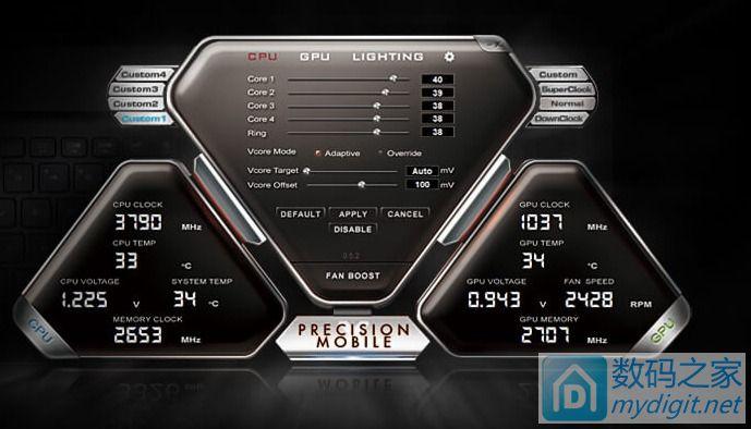 不锁频CPU+桌面版GTX1070 EVGA发布SC17 1070皇帝本