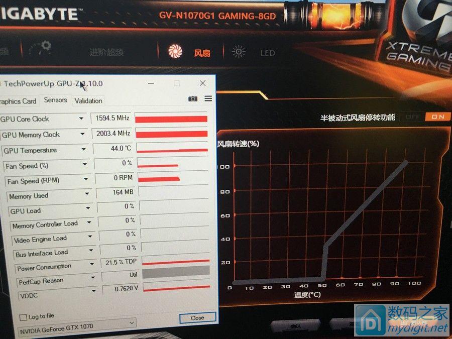 技嘉显卡有毒啊,跑个分显示器还给整冒烟了(G1 Gaming GTX1070拆机评测)