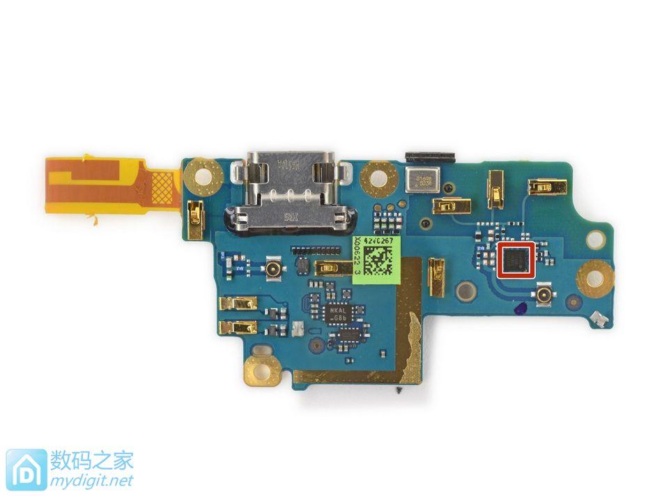 谷歌 Pixel XL 智能手机详细拆机报告