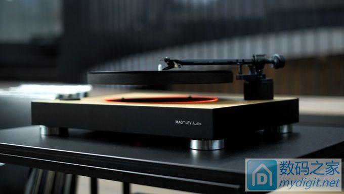 气质非凡音质平平 反重力电唱机MAG-LEV Audio