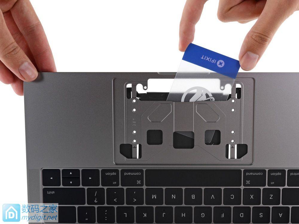 """2016款苹果MacBook Pro 13""""丐中丐版拆机报告"""