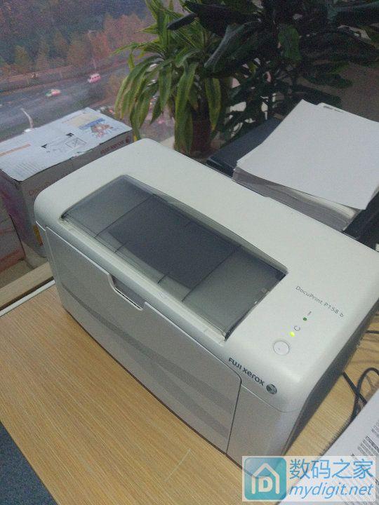 已出 富士施乐P158B激光打印机,100元包非偏远快递