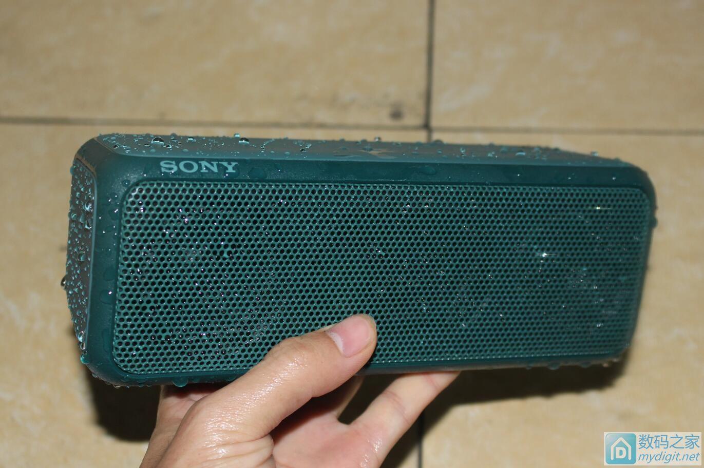 防水又炫酷,索尼SRS-XB40蓝牙音箱拆解评测