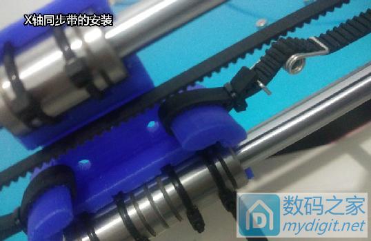 廉价自制一台高精度3D打印机