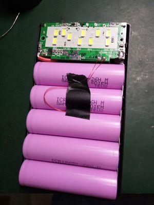 DIY移动电源带手电功能