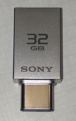 U盘的颜值与信仰~大法你的信仰呢?SONY 32GB评测