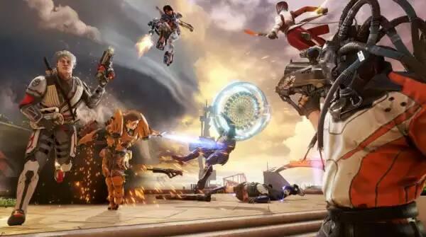 武器与新催生的变种超人来进行战斗.