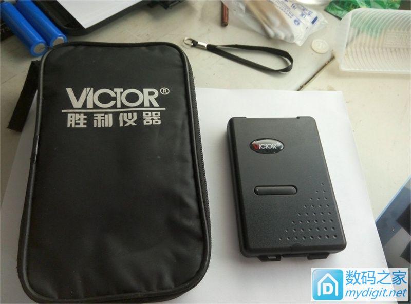 胜利VC921万用表的设计缺陷