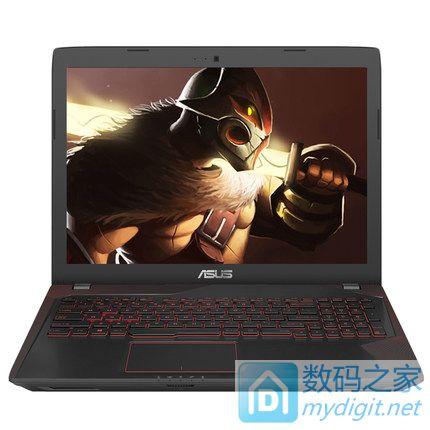 Asus/华硕 FX fx53VD6300飞行堡垒15.6英寸笔记本电脑i5四核独显   ..