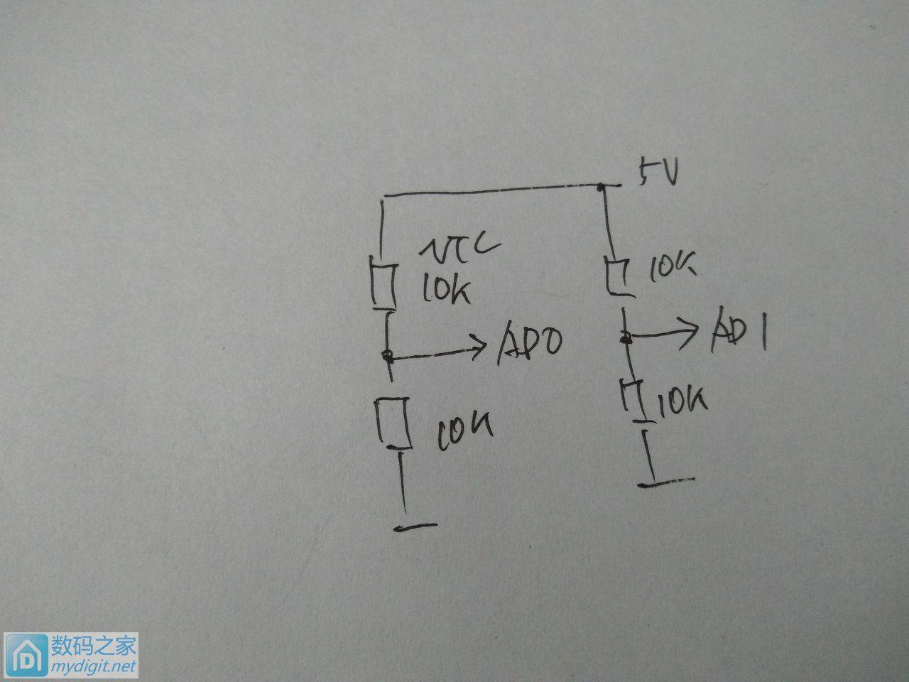 开水烫STC15W4K48S4,看看我的STC单片机是不是假的。(2-18 新增简易线性检测)