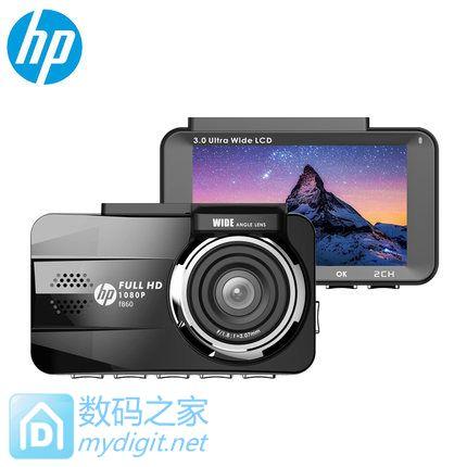 HP惠普f860 迷你行车记录仪高清夜视怎么样使用后的评价感受