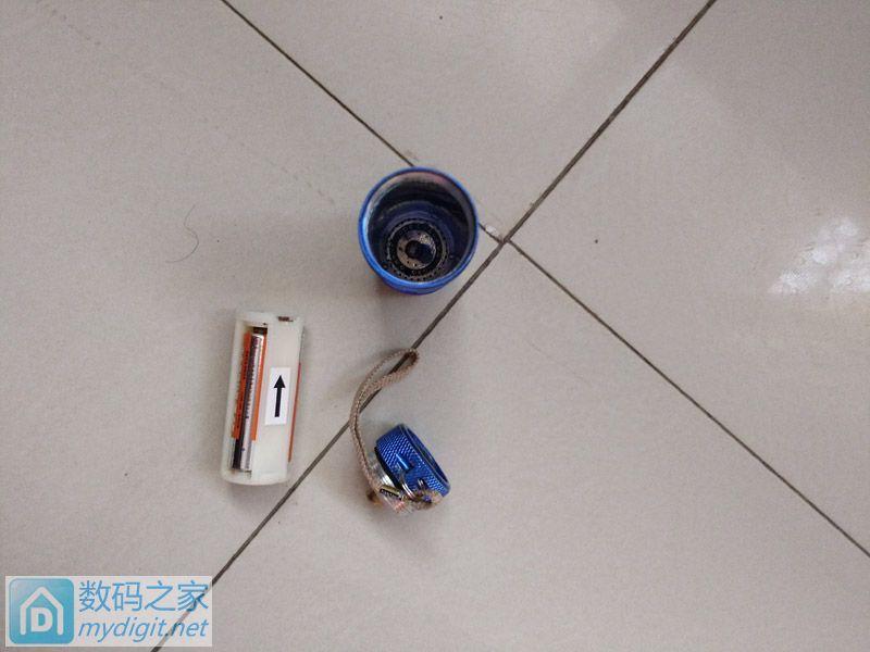 30元买的小手电