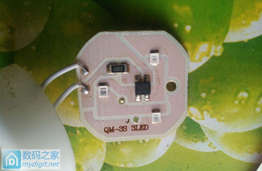 降压电阻,1A贴片整流3个LED