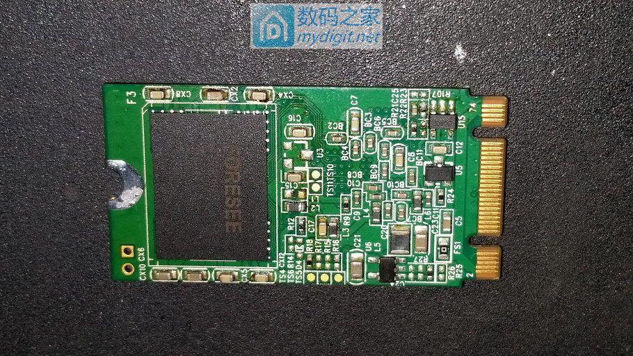 江波龙PNGF-SMC02 V1.01,酷比魔方i7手写本 2246XT主控 SSD跳线