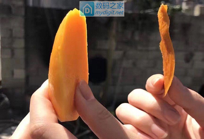 芒果干是这样炼成的