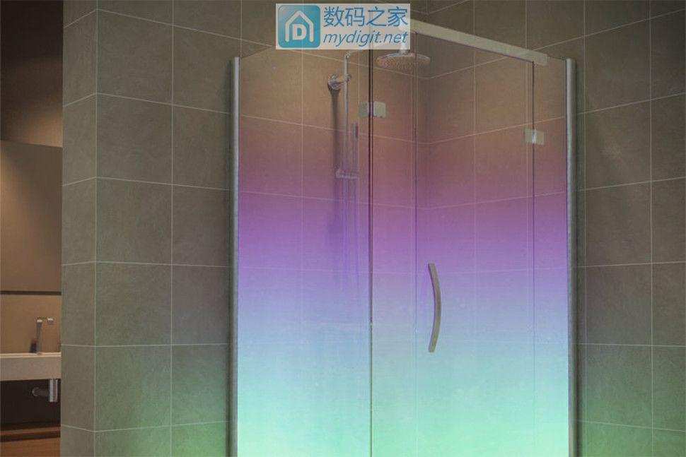 为了它我准备买套新房 美轮美奂的 QS 新概念节水淋浴房