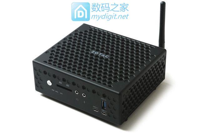 凶悍小魔盒 索泰发布 EN1060K & EN1070K 迷你 iTX 电脑