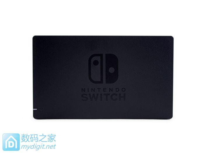 首发无码大图 任天堂Nintendo Switch变形游戏机拆解报告