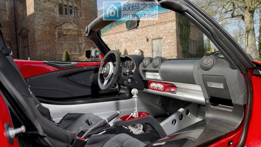 活力四射的英式小跑 路特斯全新 Elise Sprint 量产下线