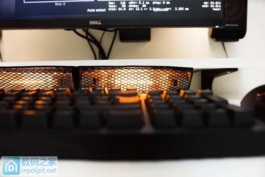 明年冬天手不长冻疮了?Heatbuff 键盘取暖器,码农文员最爱