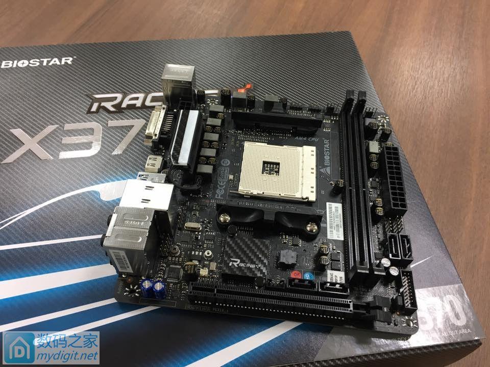千年老二要翻身?映泰自曝首款X370 mini-ITX锐龙主板