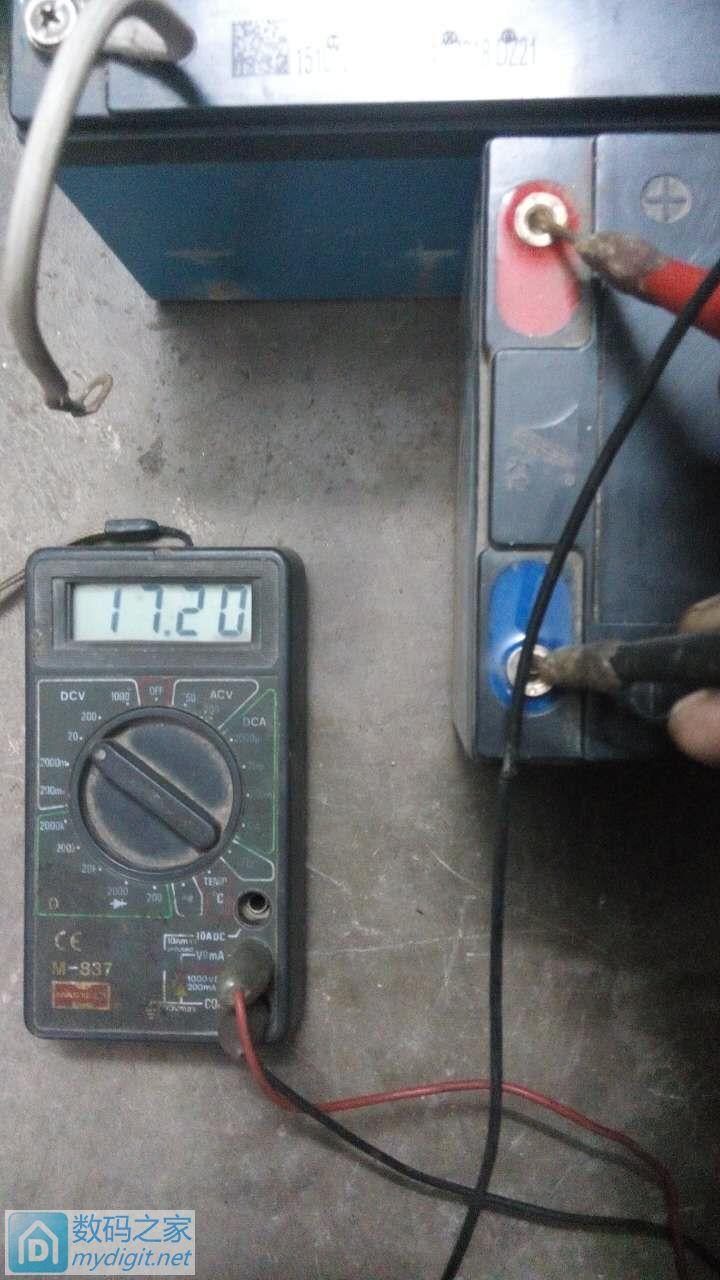 全网首修,焊接更换电动车电机轴