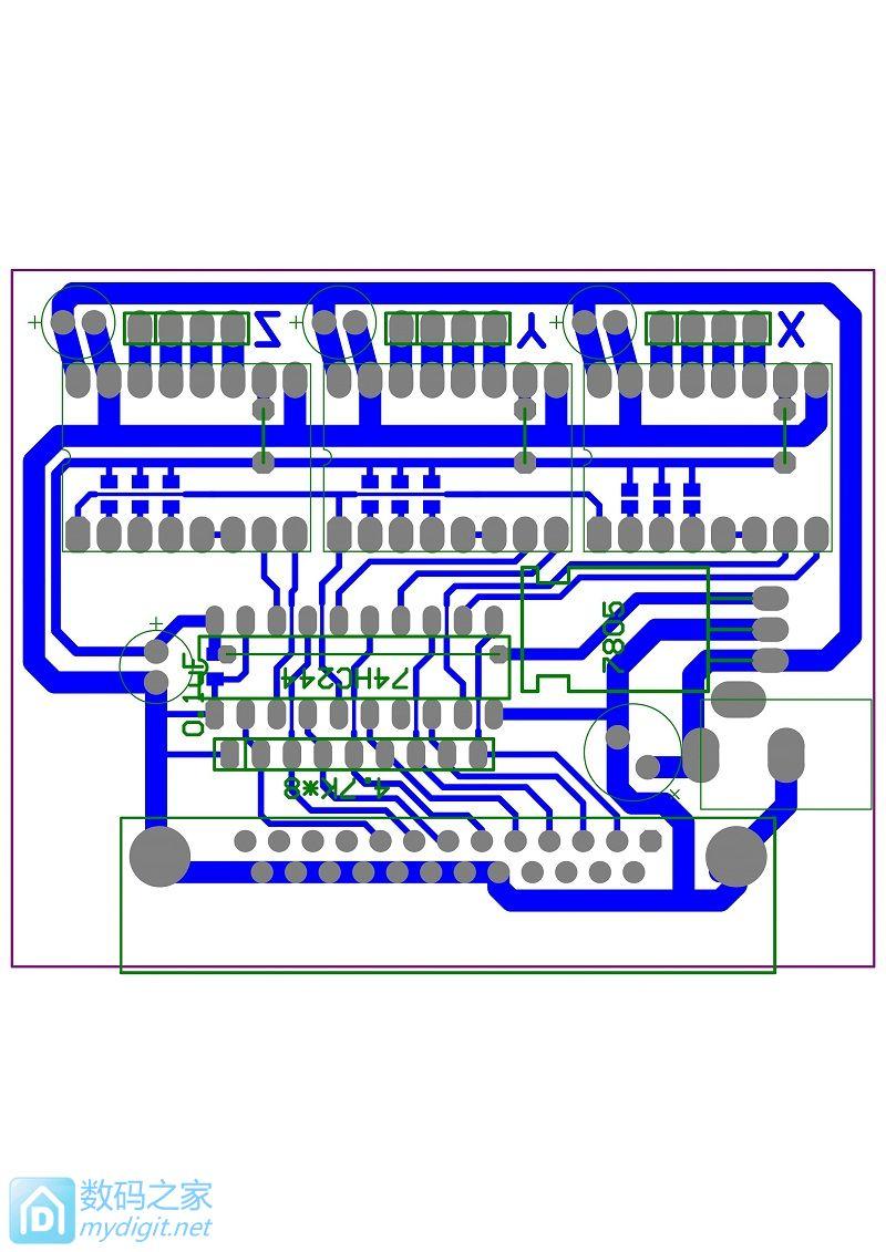 关于4988驱动板的问题