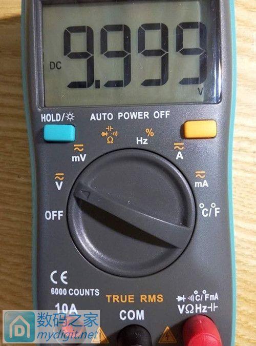 改好9999电压显示