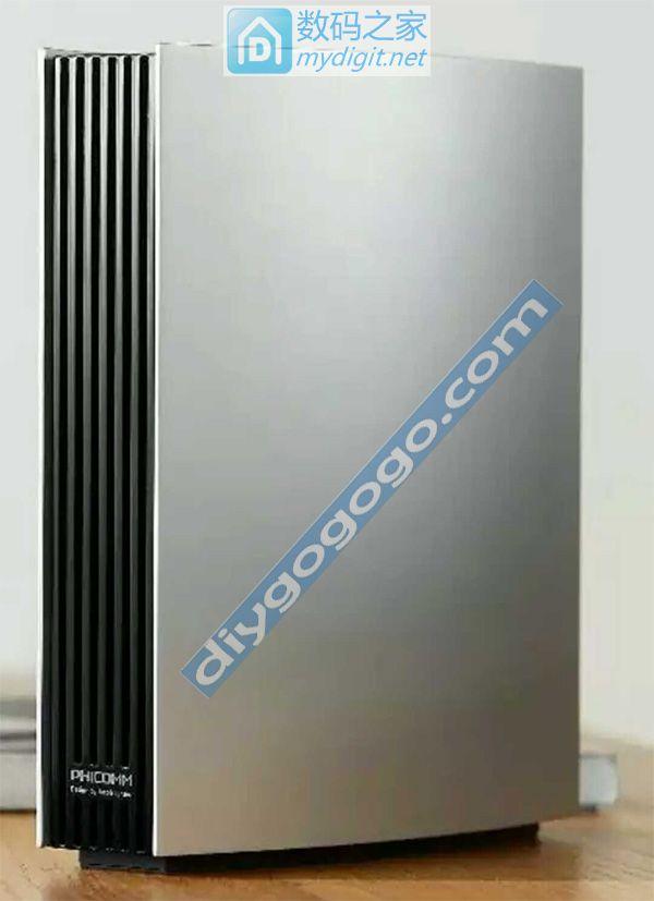 斐讯K3外观及详细硬件配置曝光