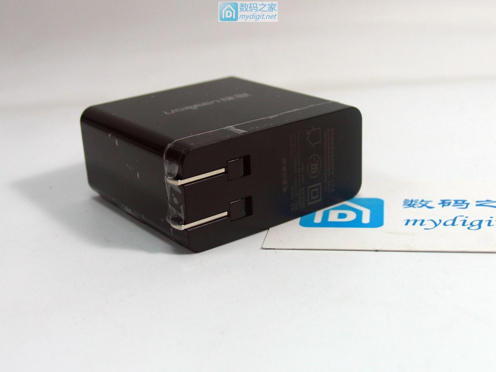 绿联4口USB充电器,横评,对比评测!