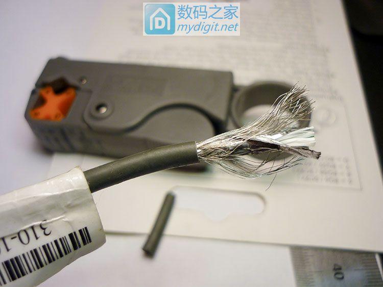 小众工具三堡同轴线剥剪钳