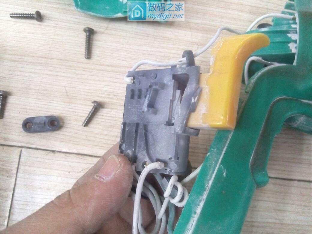 拆东成电锤