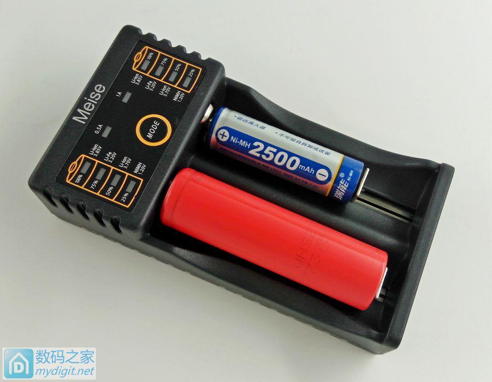 一充在手,电池有我!魅色全功能充电器(支持M币换购)