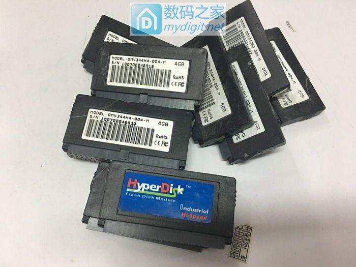 4G 电子硬盘44针IDE DO