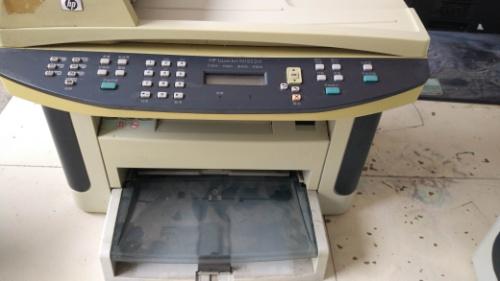 惠普1522nf激光打印复
