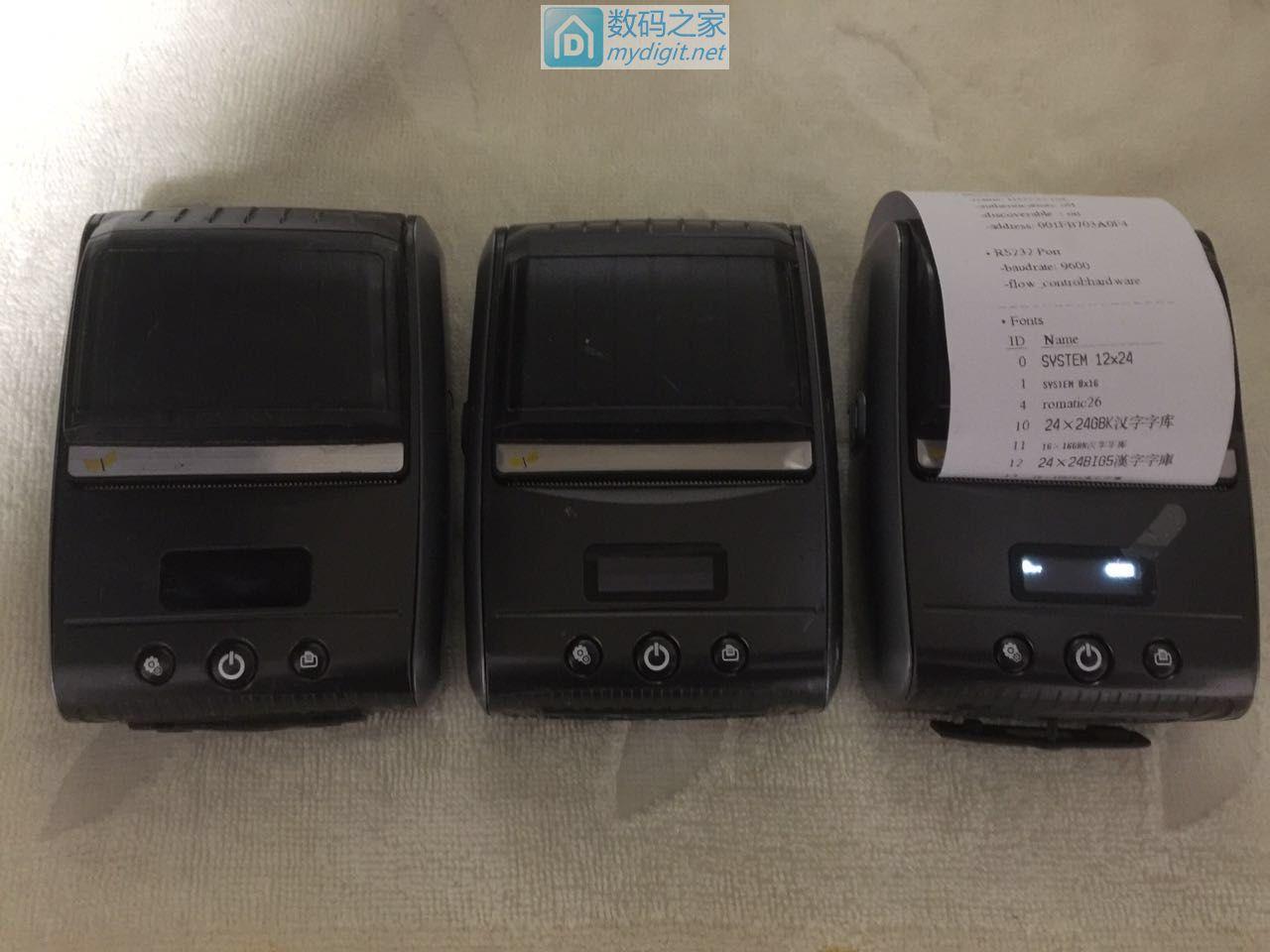 处理打印机二手 芝柯便携打印机58mm蓝牙小票打印机连接安卓系统微商