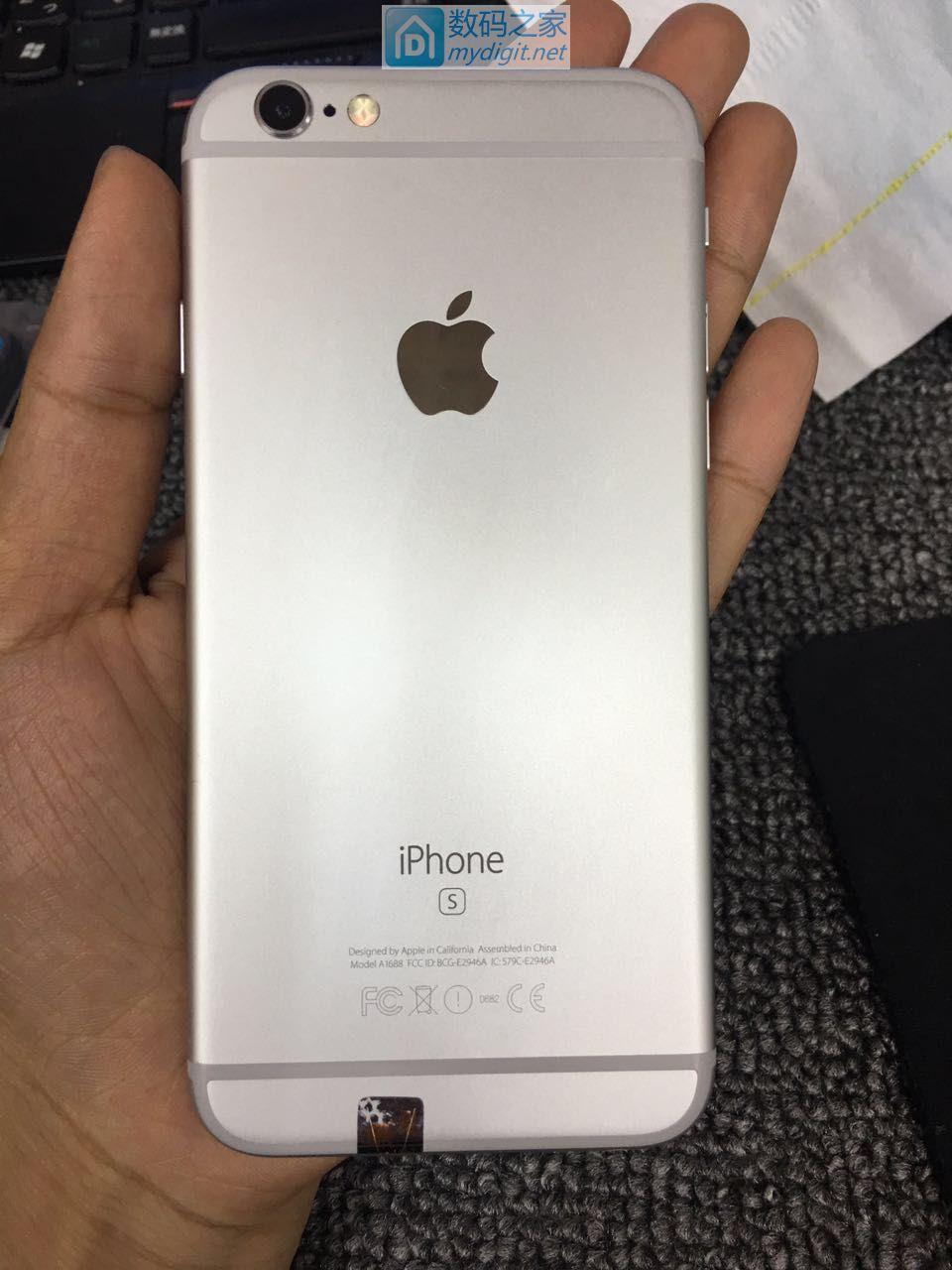 iphone6s 64g 银白色 9