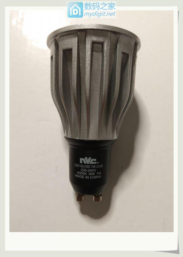 雷士照明NVC GU10灯杯,