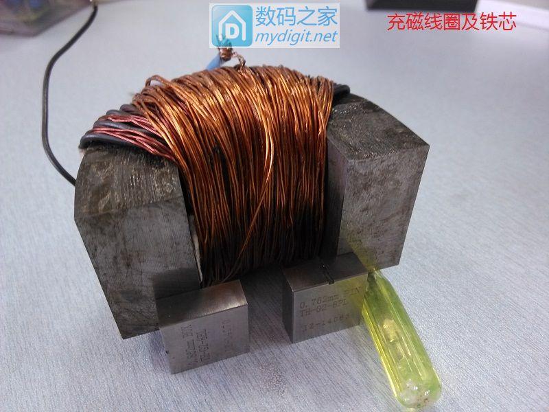 DIY充磁机与实验插座组合 - 兼500型万用表表头充磁