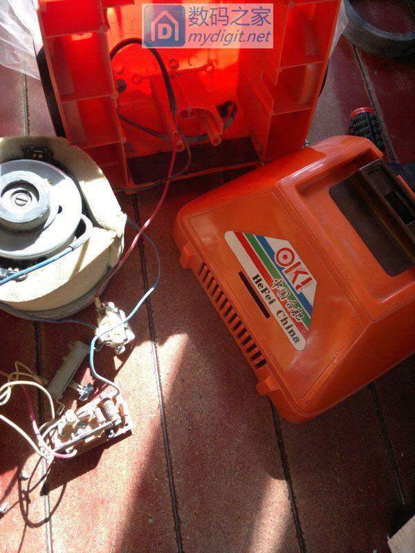 如何把有刷电机改成发电机