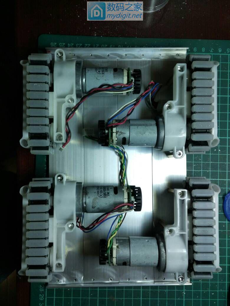 从零打造12通道遥控金属挖机(4.18完更)