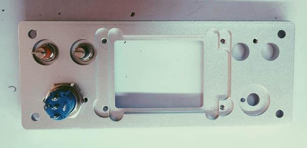 数控电源--开始组装