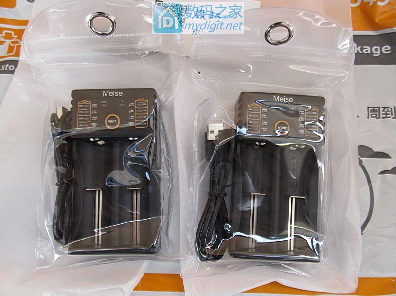 深度测试 魅色双槽充电器(已做更新)