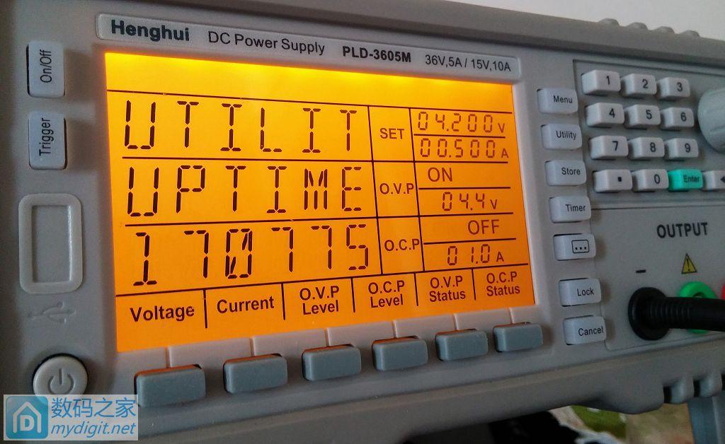 恒惠可编程数字直流电源功能介绍+使用方法实景说明+评测拆解