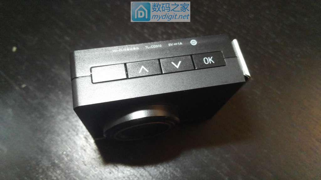 TP-LINK TL-CD310行车记录仪拆机简评